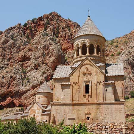 Reiseziel Armenien