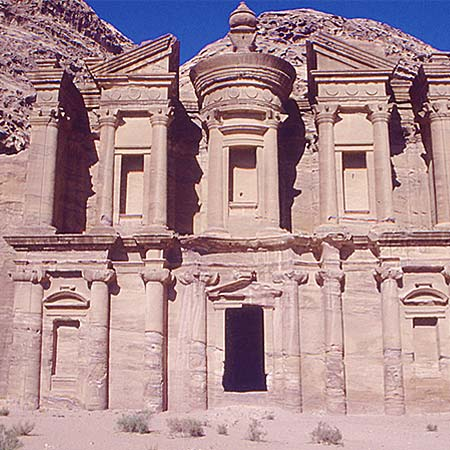 Reiseziel Jordanien