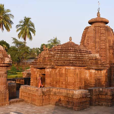 Reiseziel Orissa