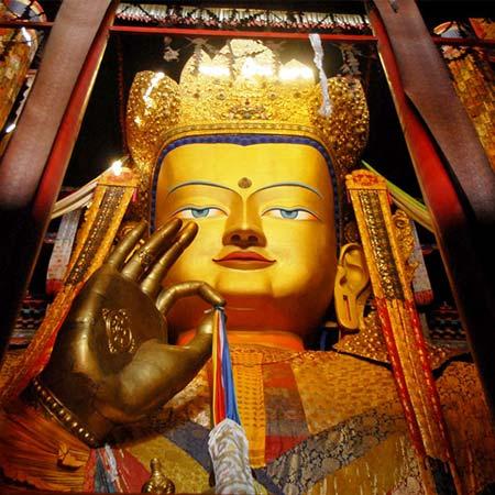 Reiseziel Tibet