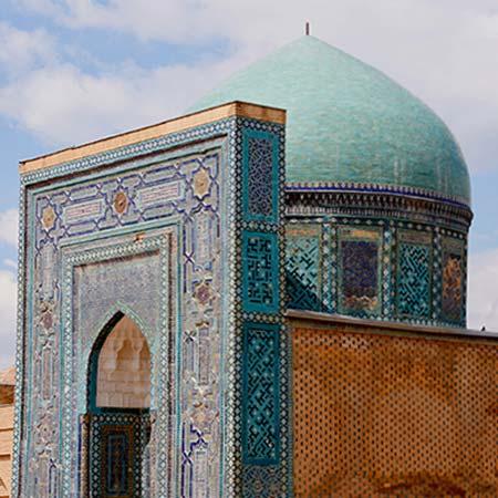 Reiseziel Usbekistan