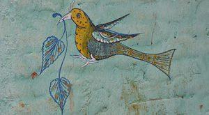 Wie man einen Vogel malt